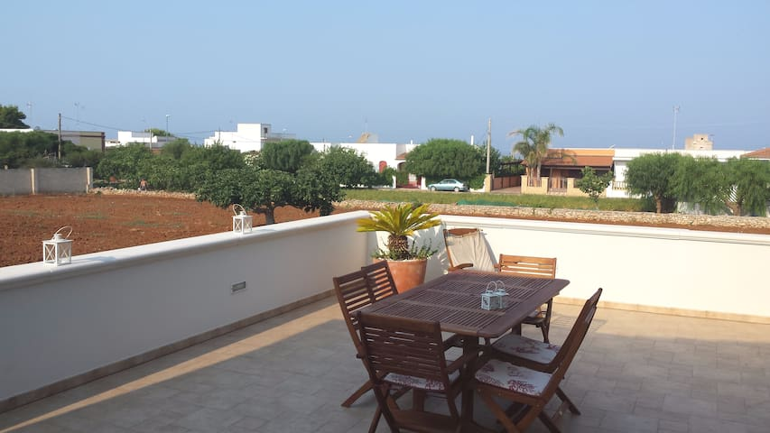 Apartment - 300 m from the beach - Torre Suda - Apartment