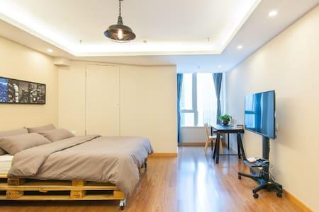 五大道风景区的全新精品公寓 Brand new apartment - Tianjin - Huoneisto