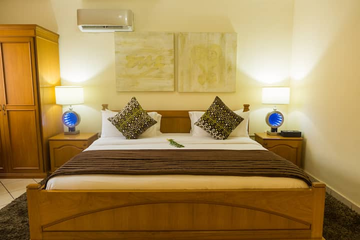 Executive Suite in a central location in Accra