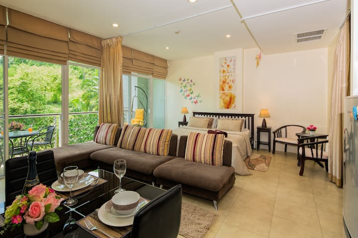 Let this  amazing apartment be your home in Phuket!