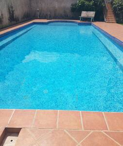 Swim, Work, Relax in a Secure Envt. - Abidjan