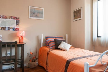 Enjoy a Cozy, Shining, Friendly Apartment - Cuenca - Appartement
