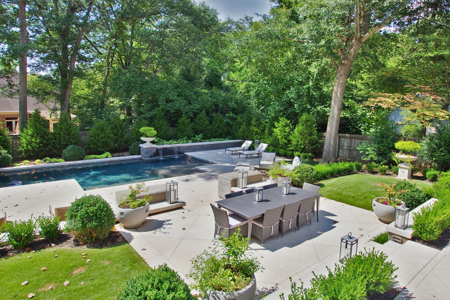 luxury house with pool in the heart of trendy eav houses for