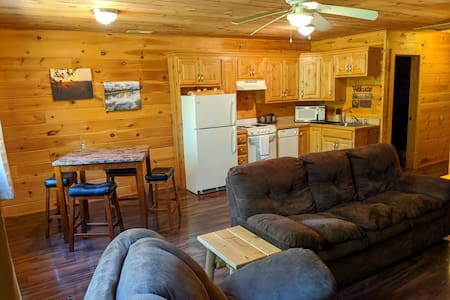 James River Cabins #1 of 4 - Right on the water!