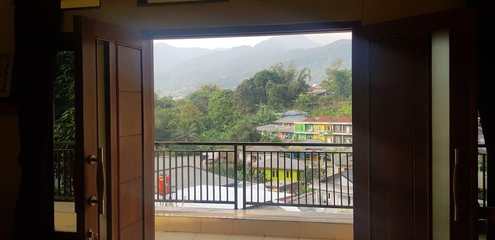 BoBo queen house 1 (villa baba I ) mountain view