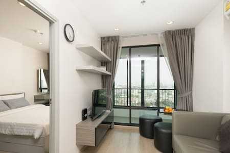Amazing View Condo near BTS - Bangkok