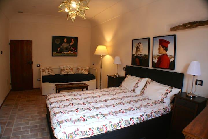 Camera dei Duchi - Urbino - Appartement