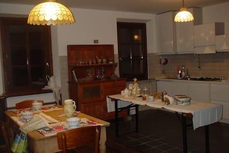 Grande appartamento nel cuore delle Dolomiti - Domegge di Cadore - Lejlighed