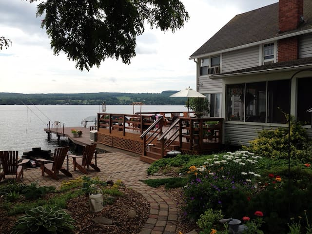 Keuka Home with a View