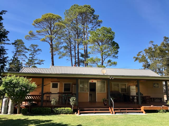 The Pines Cottage Burrill Lake