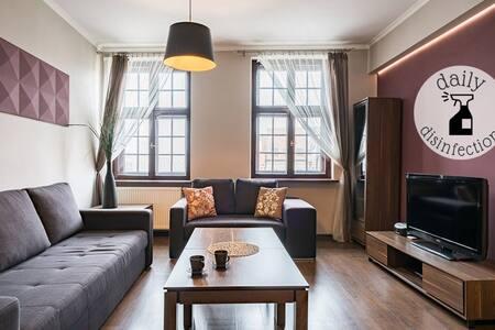 Apartment in Rynek Square