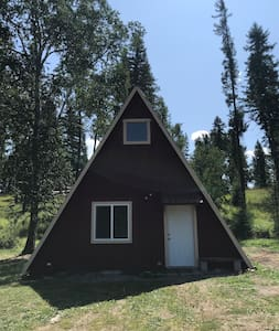 "Spotted Bear Retreat ""A-frame"""