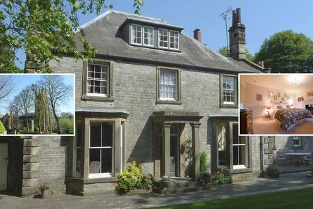 Church View - Luxury King En Suite Bathroom - Tideswell - Bed & Breakfast