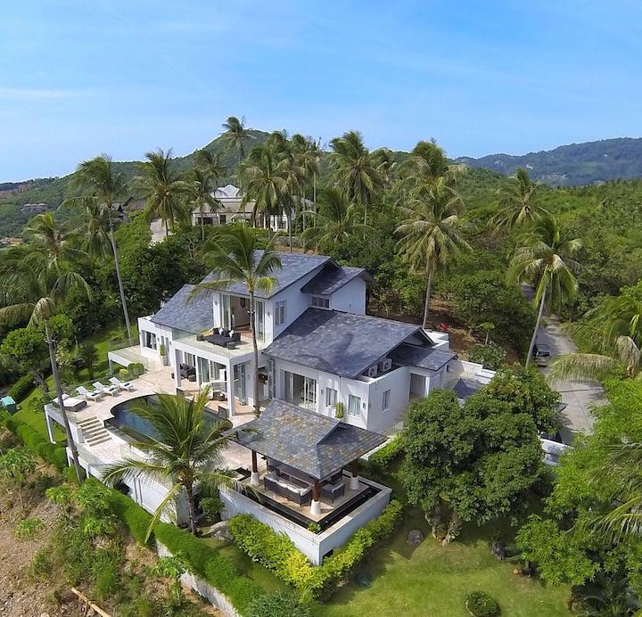 Stunning Luxurious 5 Bed Villa