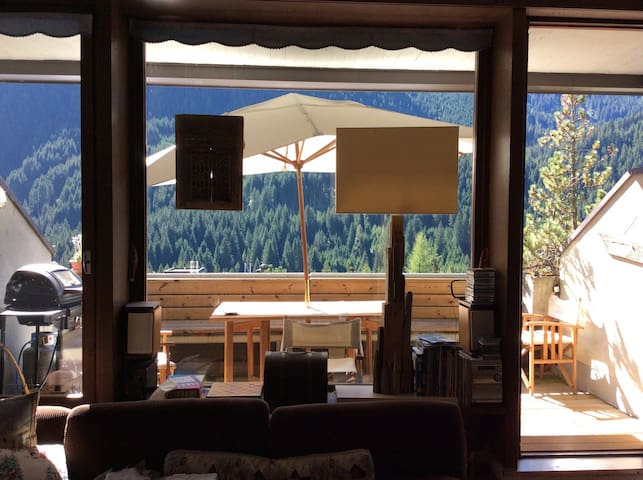 Magico soggiorno tra le Dolomiti - Mazzin - Daire