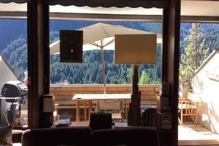 Magico soggiorno tra le Dolomiti - Mazzin - Apartamento