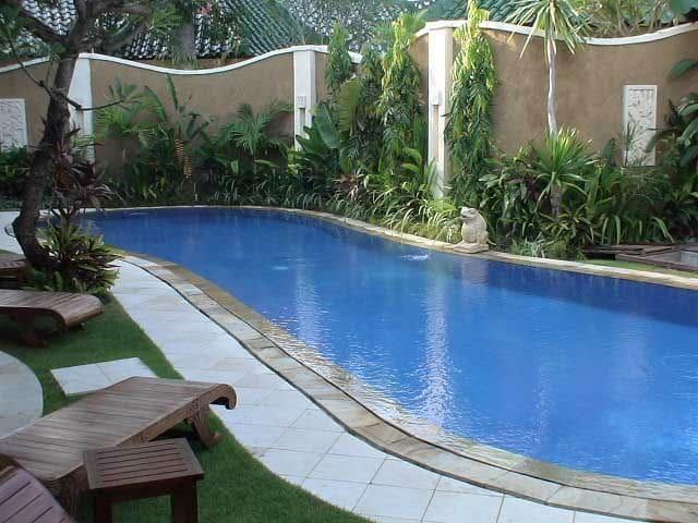 Club Emperor Villas 1 Bedroom #D - 덴파사르 셀라탄(Denpasar Selatan) - 별장/타운하우스