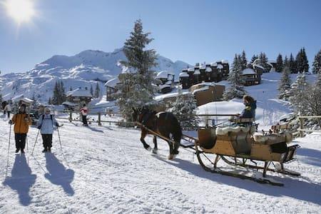 Vacances a la montagne -  Avoriaz - Super promo ! - Morzine - Multipropietat (timeshare)