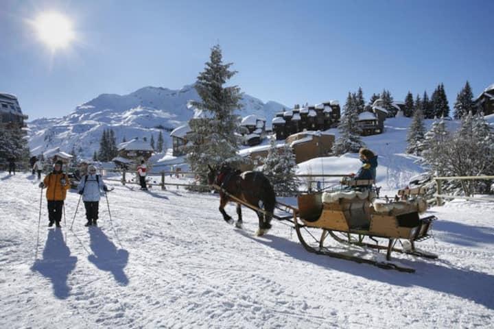 Vacances a la montagne -  Avoriaz - Super promo !