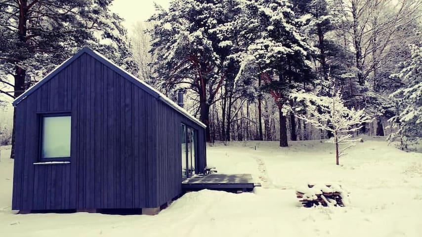 Cozy cabin in Cēsis - Cēsis - Cabaña