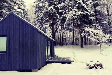Cozy cabin in Cēsis - Cēsis - Sommerhus/hytte