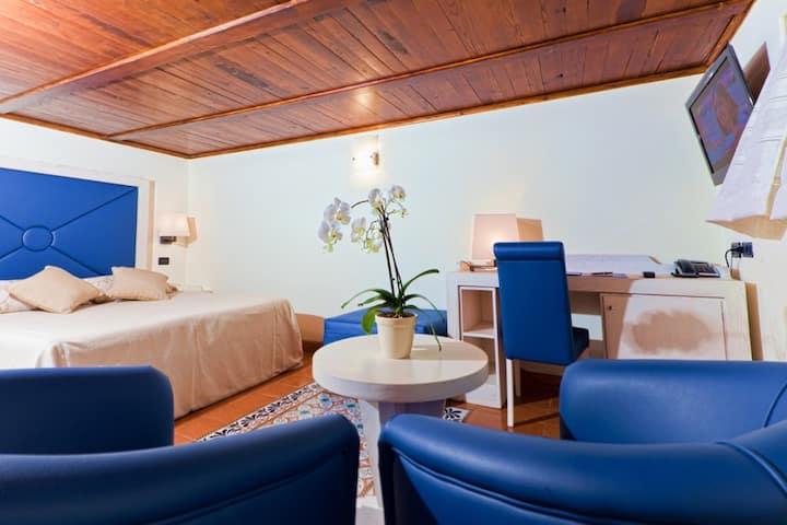 Camera con cucina nel Centro di Sorrento