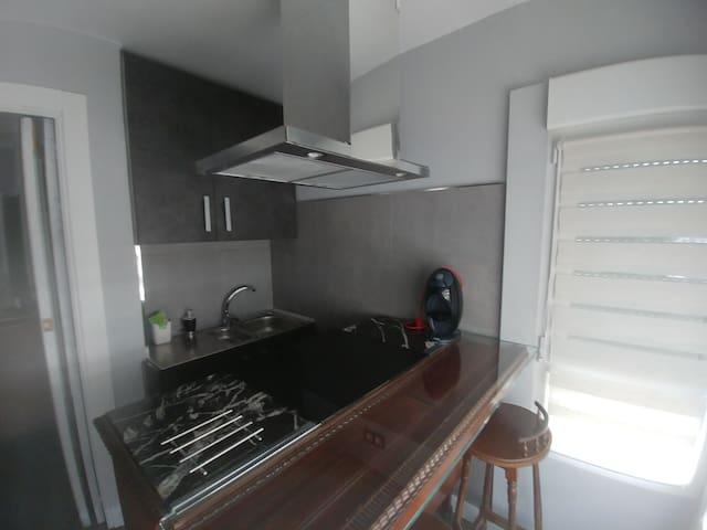 Cocina Casa Rural de los Miradores en Alcaraz