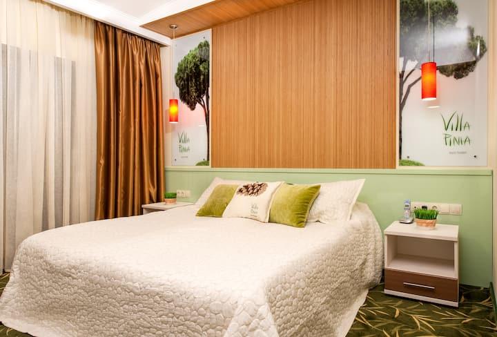 Апартаменты в эко-отеле Villa Pinia