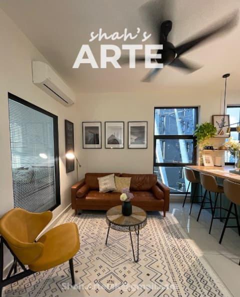 Cozy Aprtmnt for 4 @ ARTE Mont Kiara KL
