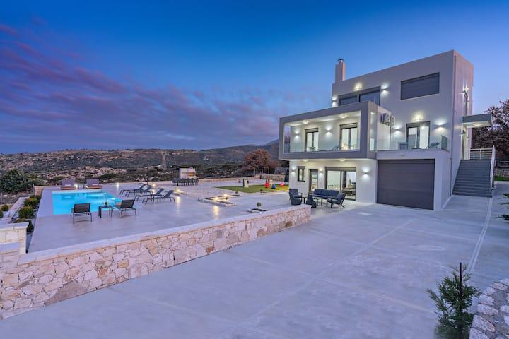 Villa Mare Monte with private swimming pool