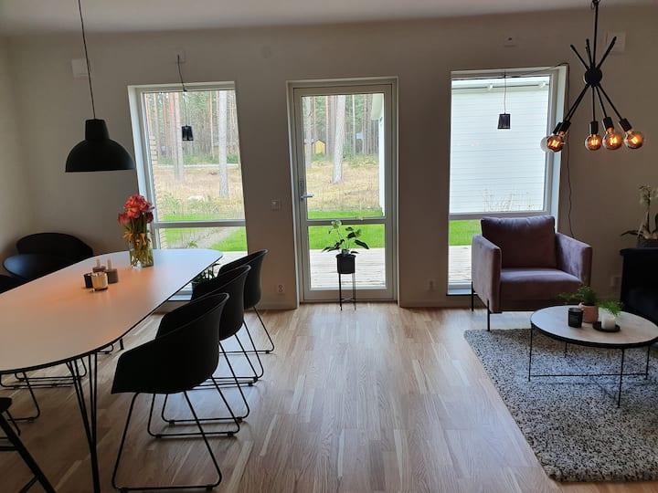 Hus i Åhus