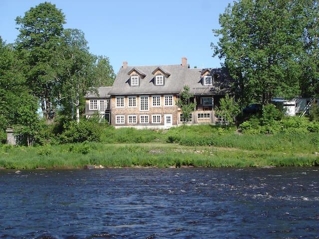 Carlos house  ou la cabane a Carlos - Saint-Louis-de-Blandford - Chatka w górach