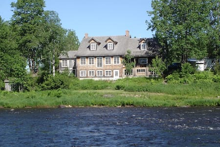 Carlos house  ou la cabane a Carlos - Saint-Louis-de-Blandford - Alpstuga