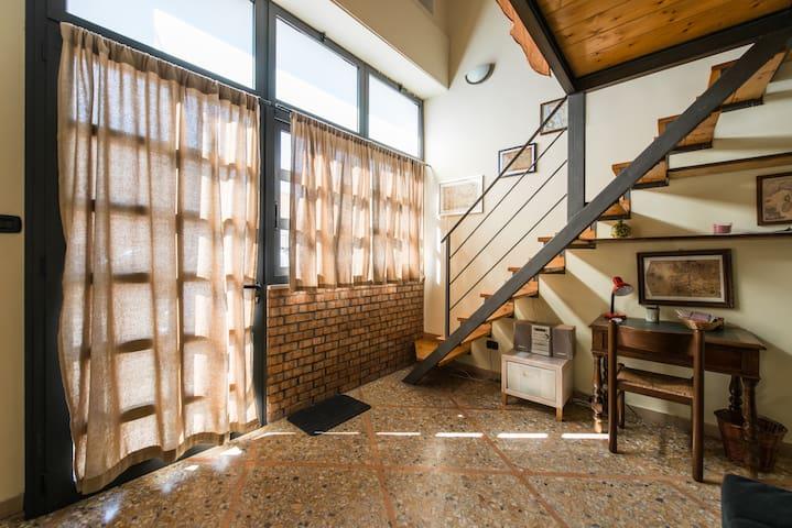 Loft in Pigneto - Roma - Apartamento
