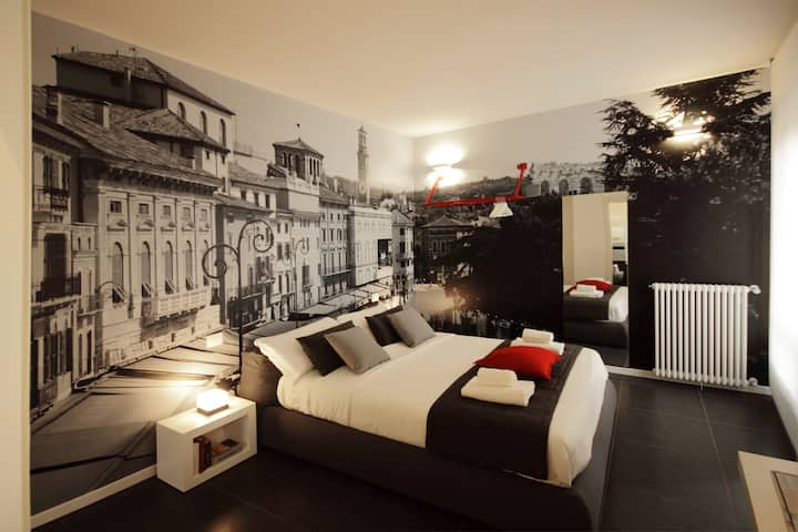 Deluxe Double Room con Bagno privato