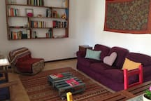 Salón relajante!Relax in the living room