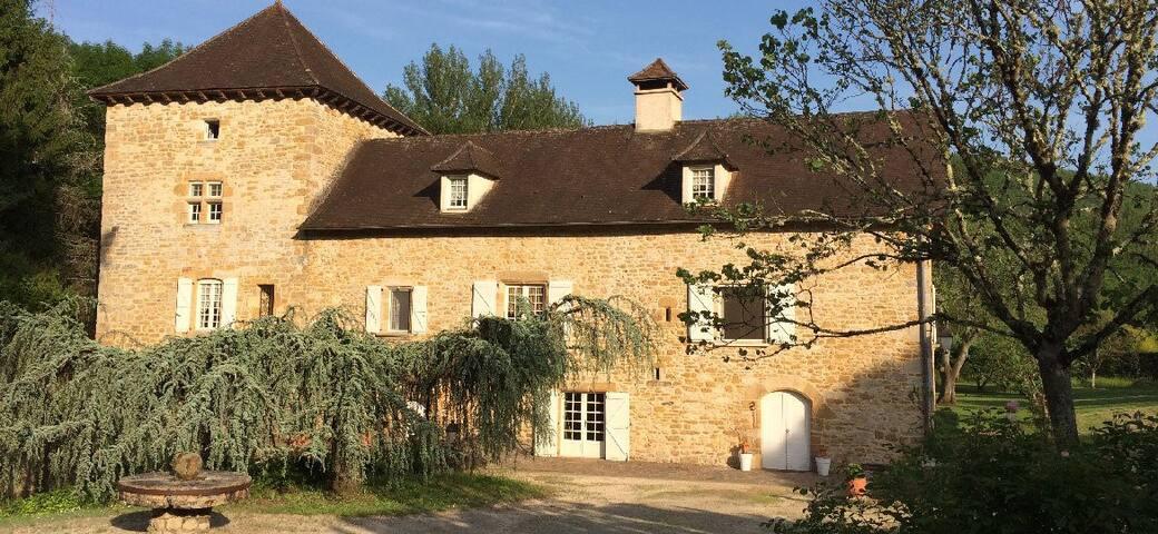 La Chambre Rouge du Moulin du Boisset