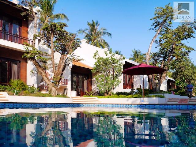 Hoi An Phu Quoc Resort - tp. Phú Quốc - Bangalô