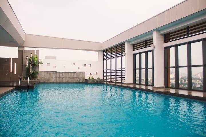 5B PJ5 Soho (Cozy, Movie, Pool, Leisure)