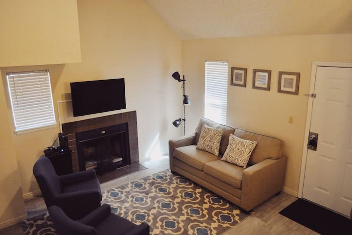 Two Bedroom Loft, King Beds, Down Town Convenience