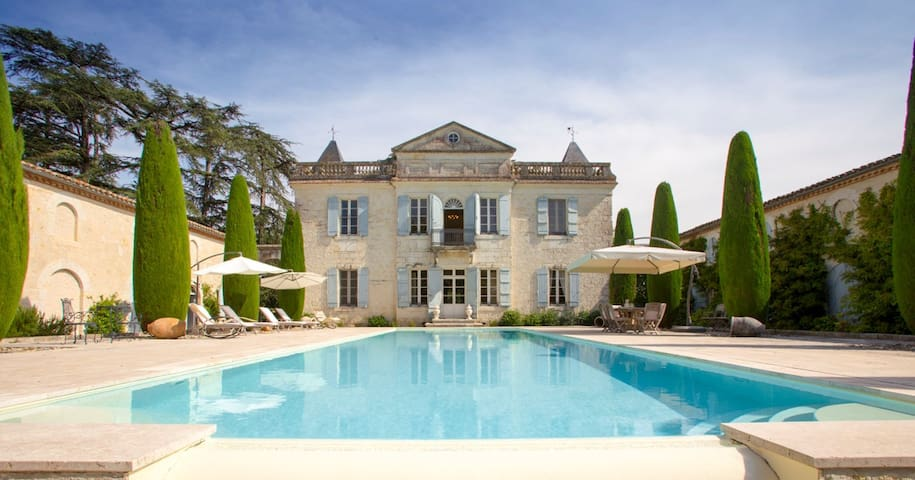 Stunning Chateau set in beautiful private grounds
