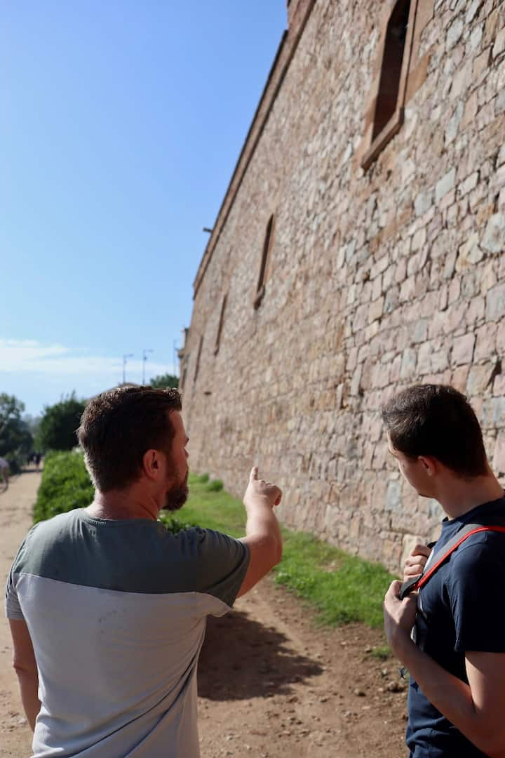 Get to know the history of the fortress