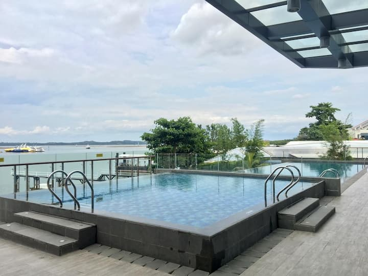 One Residence Apartment 10AC, Seaview,Batam Centre