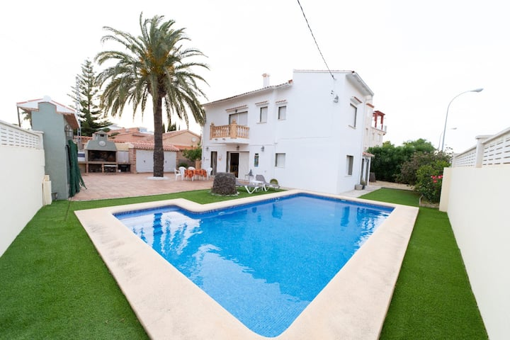 Casa Jaro, for big families full equipped