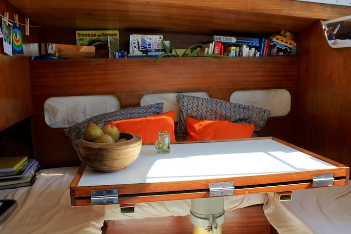 Voilier marina du chateau - Brest - Båt