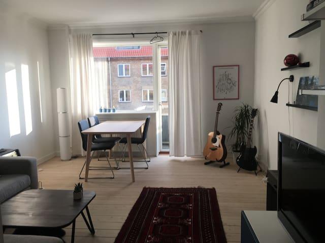 Apartment for 2 in Copenhagen
