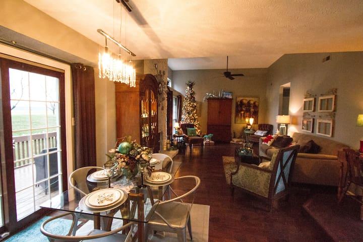 Charming-Relaxing Eagle Creek Condo - Indianapolis - Appartement en résidence