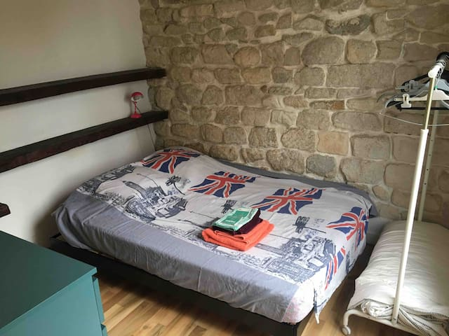 Perfect accommod for romantic trip in Paris' heart