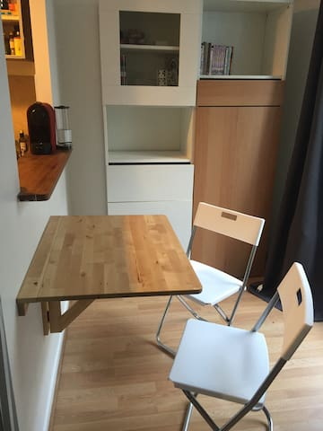 30m² cosy studio VERY close of Galeries Lafayette