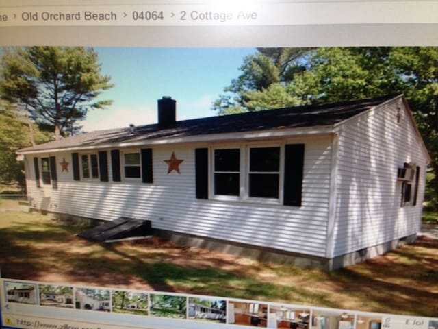 Cottage in old orchard beach - Old Orchard Beach